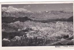 MONTENEGRO - CRNA GORA CETINJE 1936 - Montenegro