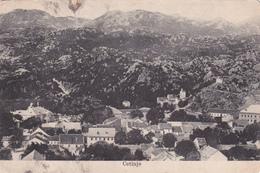 MONTENEGRO - CRNA GORA CETINJE - PANORAMA - Montenegro