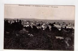 CPA-ZA1409-COURNOL VUE GENERALE - France