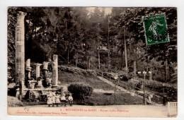 CPA-ZA1454-BOURBONNE LES BAINS RUINES GALLO ROMAINES - Bourbonne Les Bains