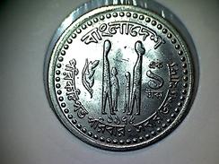 Bangladesh 1 Taka 1975 - Bangladesh
