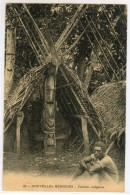 VANUATU - NOUVELLES HEBRIDES - FETICHES INDIGENES - Vanuatu