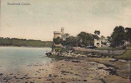 Ireland PPC Blackrock Castle Eyre & Spottiswoode's Woodbury Series No. 3947 (2 Scans) - Cork