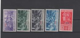 1930 Egeo Coo Cos Ferrucci Serie Cpl MLH - Egeo (Stampalia)