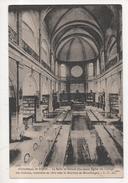 21.344/ Bibliothéque De DIJON - La Salle De Lecture - Dijon