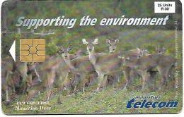 @+ Ile Maurice - Mauritian Deer 25 Units - Mauritius