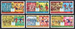 COMORES N°  200/03  PA 131/32  * *   ( Cote 8.30e )  Cup 1978  Football Soccer Fussball - Copa Mundial
