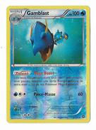 POKEMON 2016 Gamblast PV100 34/114 (brillant) - Pokemon