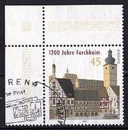BRD Mi. Nr. 2438 O Eckrand Oben Links (A-3-15) - BRD