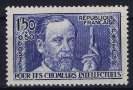 France: Yv Nr  333 MNH/**/postfrisch/neuf Sans Charniere 1936 - France