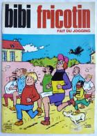 BIBI ET FRICOTIN 120 - FAIT DU JOGGING -  LACROIX EDITION ORIGINALE 1987 (2) - Bibi Fricotin