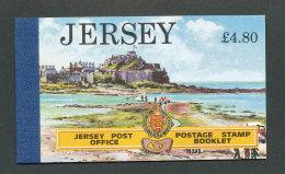JERSEY - 1991 - CARNET C460 NEUF** LUXE / MNH - Série Courante, Vues De Jersey - Jersey