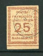 MADAGASCAR- Y&T N°11- Oblitéré (belle Cote!!!) - Madagascar (1889-1960)