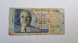 MAURITIUS 50 RUPEES 2006 - Mauritius