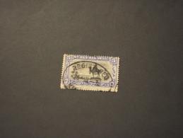 SUDAN - P.A. 1935 STATUA 5 P. - TIMBRATO/USED - Sudan (...-1951)