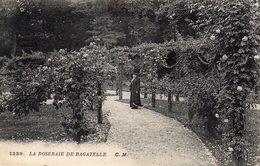 CPA LA ROSERAIE DE BAGATELLE - Boulogne Billancourt