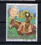 Burkina Faso Y/T 643 (0) - Burkina Faso (1984-...)