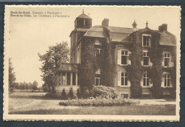 +++ CPA - HERCK DE STAD - HERCK LA VILLE - Le Château Pierpont - Kasteel // - Herk-de-Stad