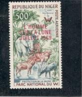 Niger1969:ScottC112(YvertPA112)mnh** - Niger (1960-...)