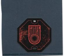 JETON 2016 COLLECTOR. STAR WARS ( LECLERC ).  FIRST ORDER  N° 19   ( COSMIC SHELLS - Episode II