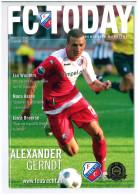 Programme Football 2011 2012 : FC Utrecht V FC Groningen (Holland) - Boeken