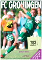 Programme Football 2006 2007 : Vv Alteveer V FC Groningen (Holland) FRIENDLY - Boeken