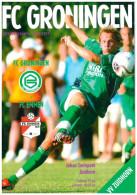 Programme Football 2006 2007 : Emmen V FC Groningen (Holland) FRIENDLY In Zuidhorn - Boeken
