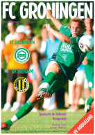 Programme Football 2006 2007 : Veendam V FC Groningen (Holland) FRIENDLY In Hoogezand - Boeken