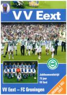 Programme Football 2007 2008 : Eext V FC Groningen (Holland) FRIENDLY - Boeken