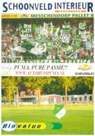 Programme Football 2007 2008 : ZNC Noordbroek V FC Groningen (Holland) FRIENDLY - Boeken