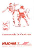Programme Football 2008 2009 : GEO Garmerwolde V FC Groningen (Holland) FRIENDLY - Boeken
