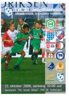 Programme Football 2008 Youth Tournament: FC Groningen, NEC Nijmegen, Hertha BSC Berlin, Feyenoord Rotterdam - Boeken