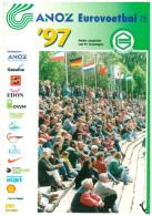 Programme Football 1997 Youth Tournament: FC Groningen, NUFC Newcastle United, Feyenoord Rotterdam, Benfica, B93, - Boeken