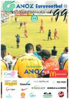 Programme Football 1999 Youth Tournament: FC Groningen, Liverpool, Manchester United, Ajax Amsterdam, Feyenoord - Boeken