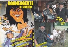 Nesten-Boonengekte In Kuurne - Gelukkig En Voorspoedig Nieuwjaar 2012 Vanwege Nesten - Kuurne