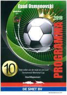 Programme Football Youth Tournament 2016 : FC Groningen, Ajax Capetown, AZ Alkmaar, Cruzeiro, Lokeren, Club Brugge, - Boeken