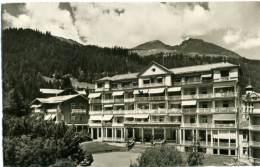 SVIZZERA  SUISSE  GR  DAVOS-PLATZ  Parksanatorium Mit Schiahorn - GR Grisons