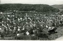 SVIZZERA  SUISSE  AG  WETTINGEN  Panorama - AG Argovia