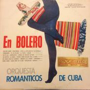 LP Argentino De Orquesta Romanticos De Cuba Año 1963 - Instrumental