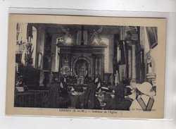 CHESSY - Intérieur De L'Eglise - Très Bon état - Autres Communes