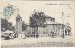 33 - BORDEAUX - Cirque De La Grave - Voyagée 1905 - BE - Bordeaux