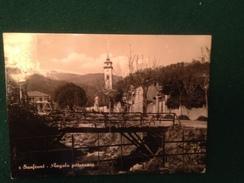 Cartolina  Sanfront Cuneo Angolo Pittoresco Viaggiata 1954 Piega A Metà - Cuneo