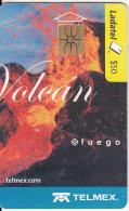 MEXICO - Volcano, Used - Vulkane