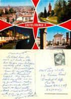 Castelfranco Veneto, TV Treviso, Italy Postcard Posted 1994 Stamp - Treviso