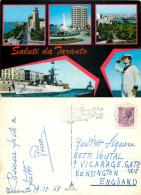 Taranto, TA Taranto, Italy Postcard Posted 1968 Stamp - Taranto
