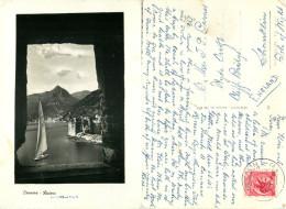 Cannero Riviera,  Lago Maggiore, VB Verbano, Italy RP Postcard Posted 1956 Stamp - Verbania