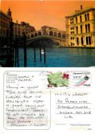 Venezia, Italy Postcard Posted 2014 Stamp - Venezia (Venedig)