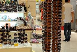 P11-053 @  Sunglass Eyeglass   ( Postal Stationery , Articles Postaux , Postsache F ) - Santé