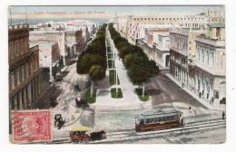 CUBA  /  HABANA  ( LA HAVANE ) /  PRADO  PROMENADE  /  PASEO  DEL  PRADO  ( Tramway ) /  BEAU  TIMBRE... - Cuba
