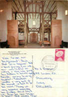 Church, Budingen, Germany Postcard Posted 1978 Stamp - Wetterau - Kreis